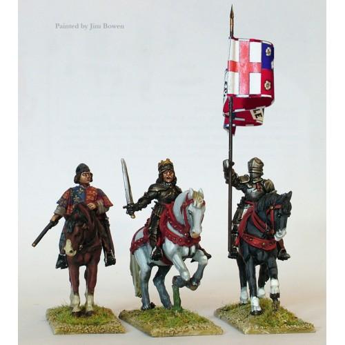 Yorkist mounted high command ( Richard III