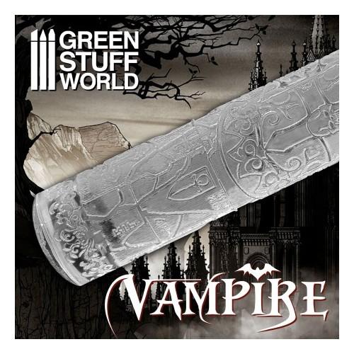 Rodillo Texturizado Vampiros