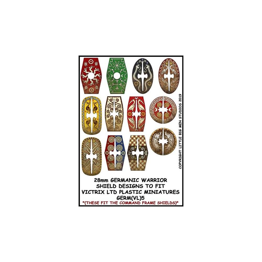 Germanic Warrior Shield Transfer5