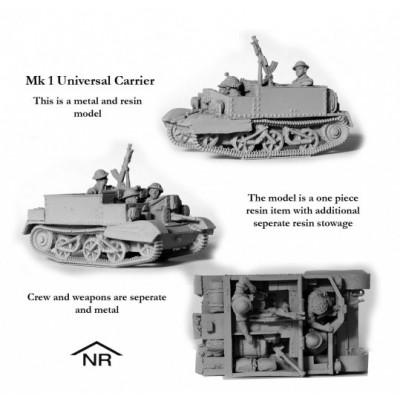 Universal Carrier Mk I