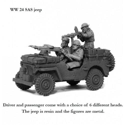 SAS Jeep