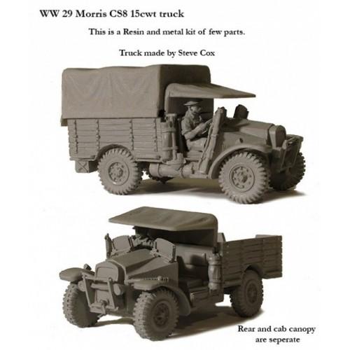 Morris Commercial CS8 truck