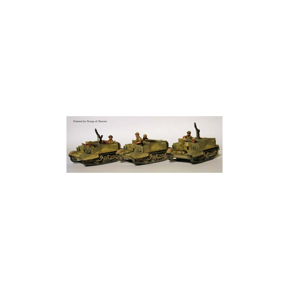 Universal Carrier section
