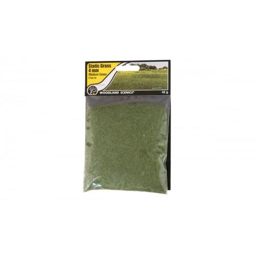 Woodland 4mm Flocado Verde Medio