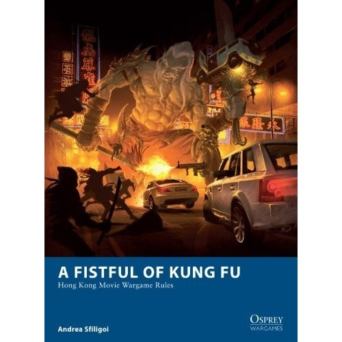 A Fistful of Kung Fu - Hong Kong Movie Wargame