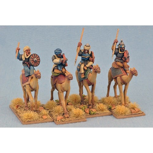 Mutatawwi'a Fanatics (Hearthguard) on Camels