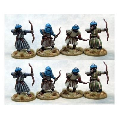 Mutatawwi'a Chosen (Warriors) with bows
