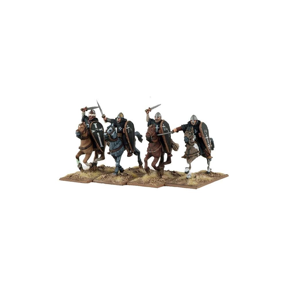 Milites Christi Mounted Brothers (Hearthguard)