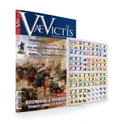 Vae Victis 138: Wissembourg & Spicheren 1870