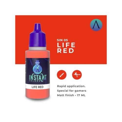 Life Red