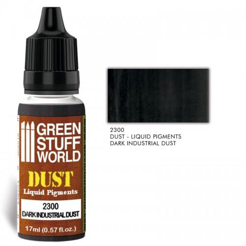 Pigmentos Liquidos DARK INDUSTRIAL DUST
