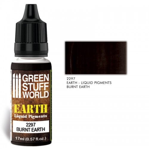 Pigmentos Liquidos BURNT EARTH