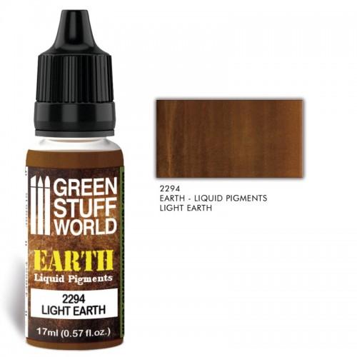 Pigmentos Liquidos LIGHT EARTH