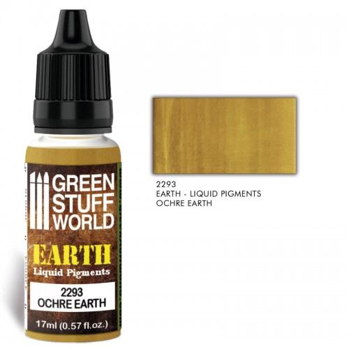Pigmentos Liquidos OCHRE EARTH
