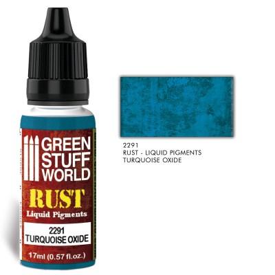Pigmentos Liquidos TURQUOISE OXIDE