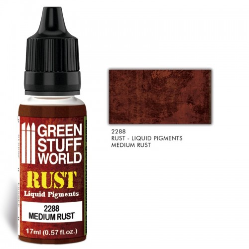 Pigmentos Liquidos MEDIUM RUST