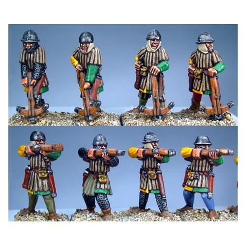 Ordenstaat Warriors with Crossbows