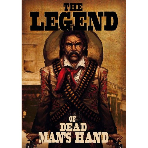 The Legend of Dead Man's Hand - Campaign source book