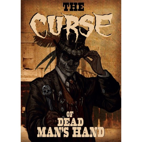 The Curse of Dead Man's Hand - Source Book