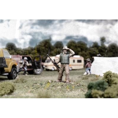 The Walking Dead: LA CARAVANA DE DALE