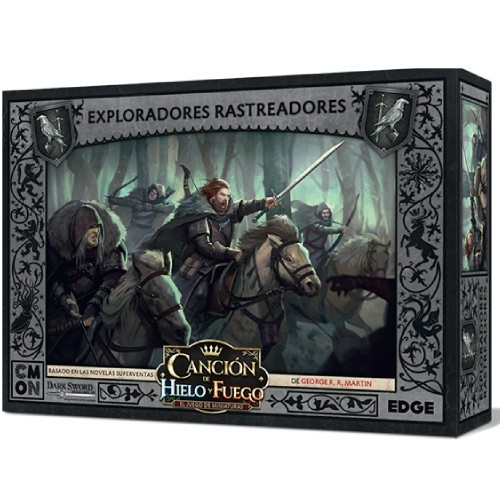 Exploradores rastreadores
