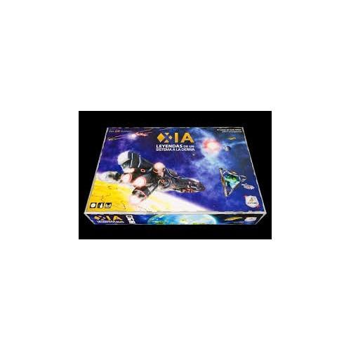 Xia: Leyendas de una estrella a la deriva