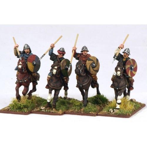 Carolingian Mounted Hearthguard