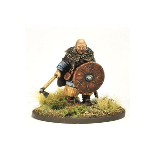 Jarl Sigvaldi & 3 Jomsvikings (inc Fixed Warlord)