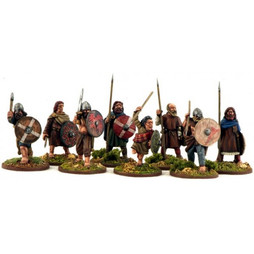 Norse Gael Warriors