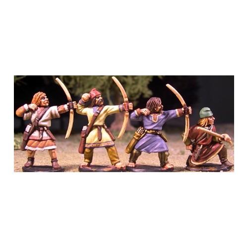 Anglo-Saxon Geburs ñ Bows (Levy)