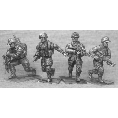 Infanteria Corriendo