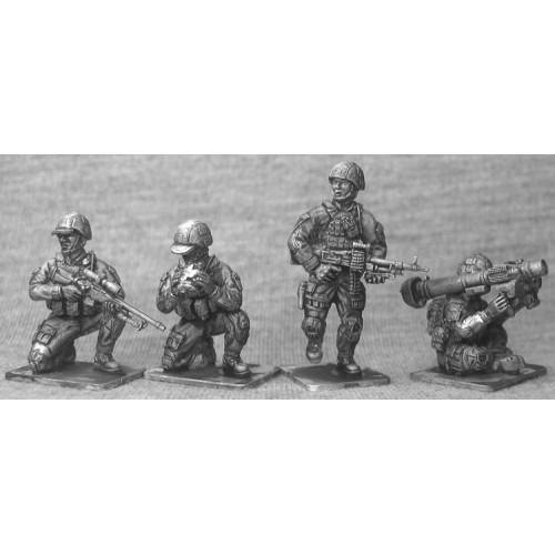 Infanteria apoyo