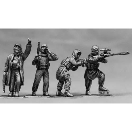 4 Insurgent characters I