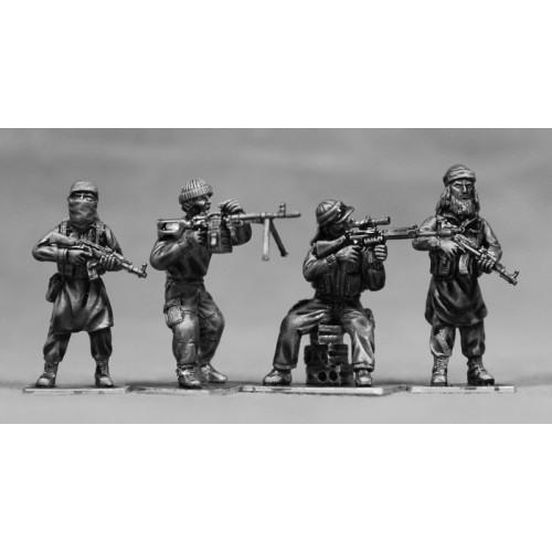 4 Insurgent characters II
