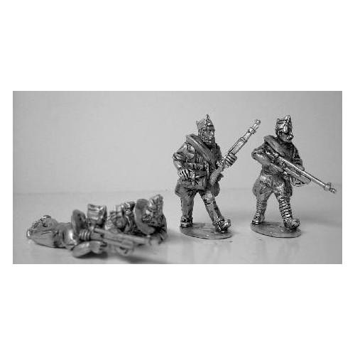 Foreign Legion LMG teams