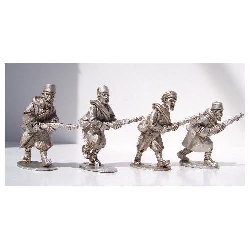 Morrocan Regulares Rifles II