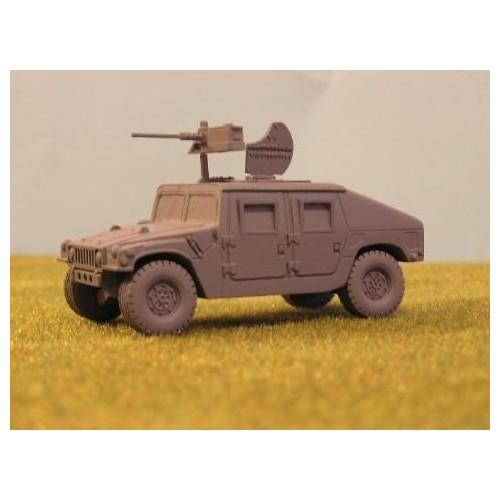 Humvee .50cal