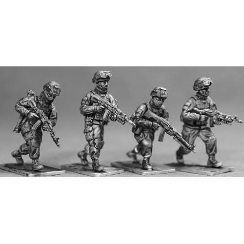 Infanteria combate