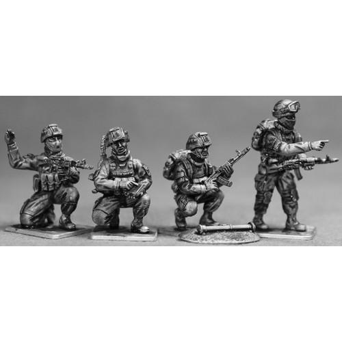 Infanteria Mando