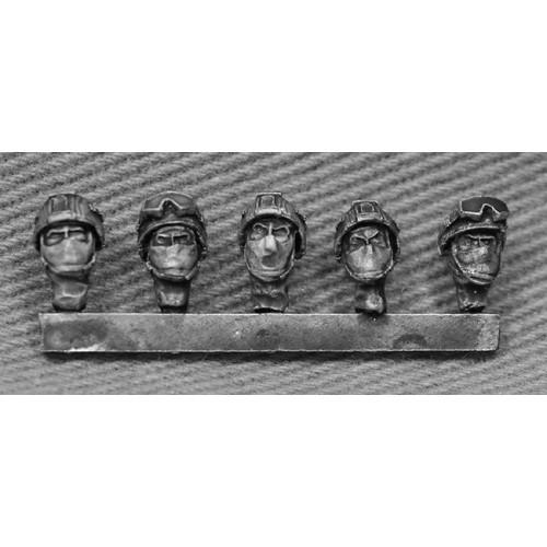 Cabezas rusos II