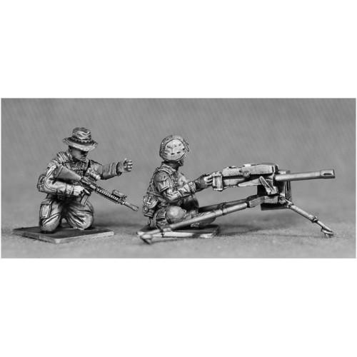 Mk19 Lanzagranadas y Dotación