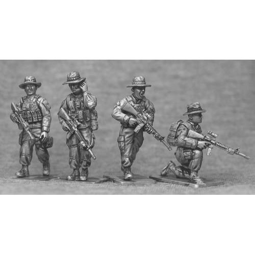 Infanteria Mando con sombrero