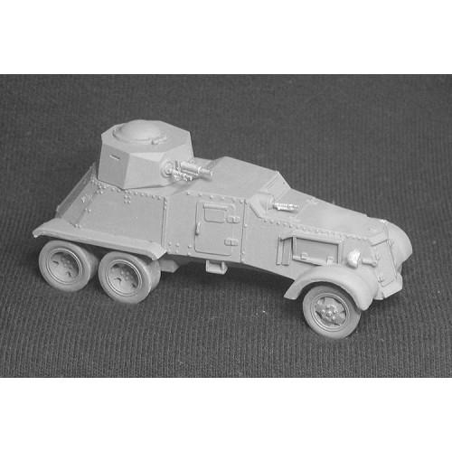 Chevrolet M37 Armoured Car