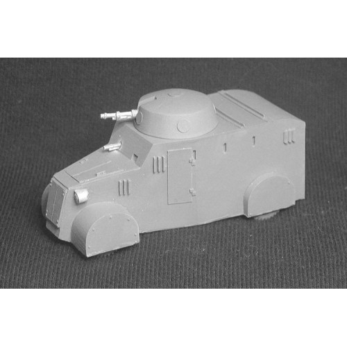 Militia Armoured Truck