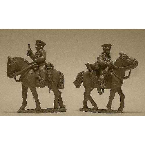 British Cavalry Command (2 figures)