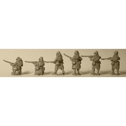 French Infantry Skirmishing
