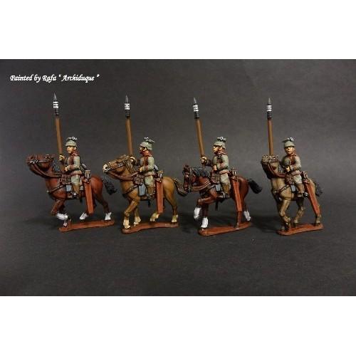 Uhlan Cavalry