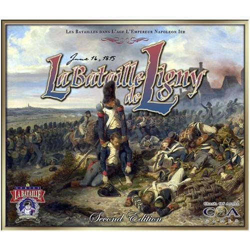 La Bataille de Ligny 2nd Edition