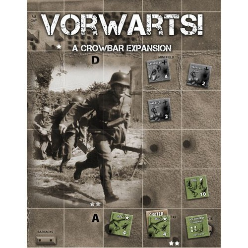 Crowbar Expansion: Vorwarts!