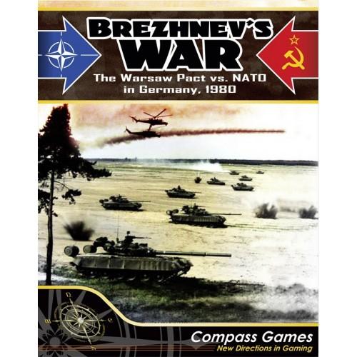 Brezhnev's War: The Warsaw Pact vs NATO in Germany 1980